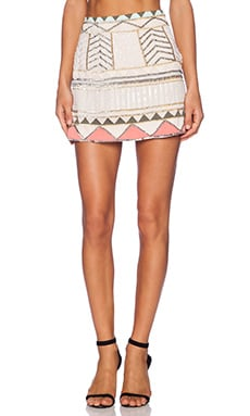 Party Mini Skirt in Multi