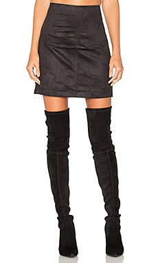 Easy Mod Skirt in Black