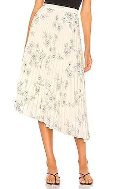 The Summer Pleated Skirt Sanctuary $44 (FINAL SALE)