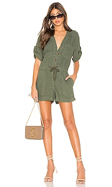 Squad Leader Surplus Romper Sanctuary $65