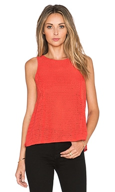 Sanctuary Remix Tank in Tahiti Red