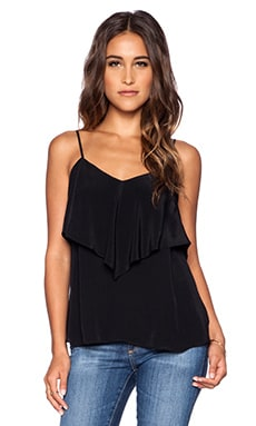 Sanctuary Flirt Top in Black