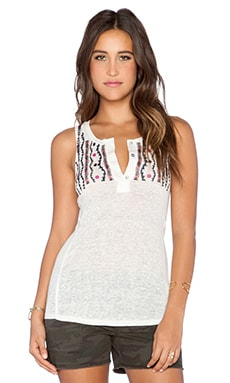 Sanctuary Artist Henley Tank in Moonrise