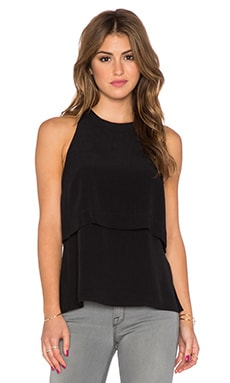 Sanctuary First Dance Tank in Black
