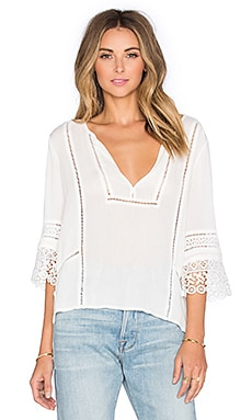 Desert Tunic in White