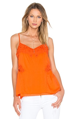 Sanctuary Ivy Tank in Orangeade