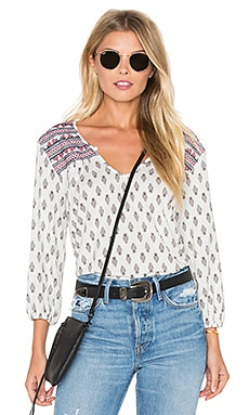 Sanctuary Anabella Top in Soy