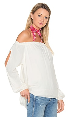 Chantel Blouse in Creme