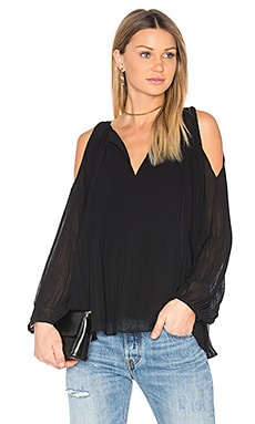 Sophie Blouse in Black