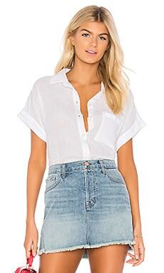 Купить Рубашка с коротким рукавом mod - Sanctuary, Рубашки, Индонезия, Белый