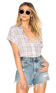 Купить Рубашка с коротким рукавом mod - Sanctuary, Рубашки, Китай, Фиолетовый