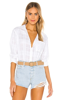 Keepers Boyfriend Shirt Sanctuary $79 BEST SELLER