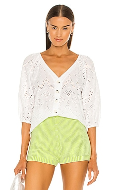 Modern Button Front Top Sanctuary $99 Sustainable
