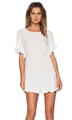 LAVI by SAM&LAVI Adalynn Dress in White