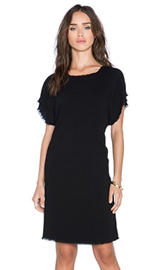 SAM&LAVI Alexis Dress in Erie Black