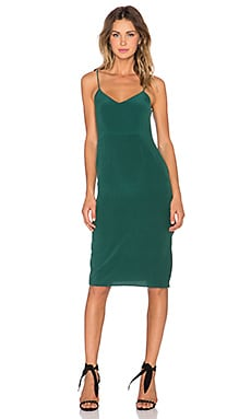 SAM&LAVI Selena Dress in Emerald