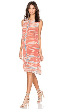 LAVI by SAM&LAVI Mary Dress in Sunset Dye