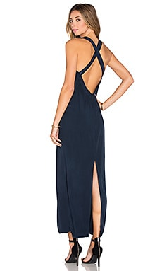 Madisyn Maxi Dress in Navy