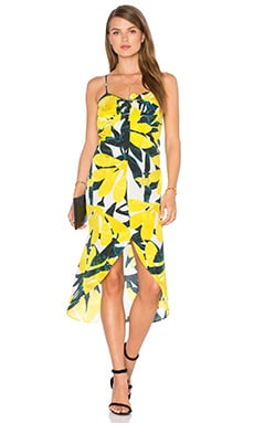 SAM&LAVI Bella Dress in Lemoncello