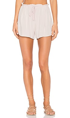 Payzlee Shorts in Petal Boston
