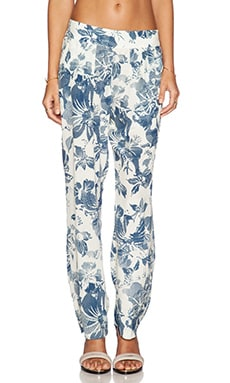 SAM&LAVI Emlyn Pant in Siren