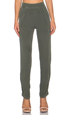 LAVI by SAM&LAVI Mya Pant in Military
