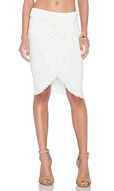 SAM&LAVI James Skirt in Navajo White