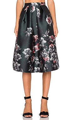 SAM&LAVI Elizabeth Skirt in Winterbloom