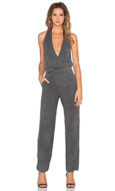 Tegan Jumpsuit in Vintage Black