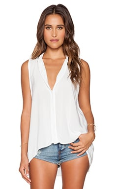 LAVI by SAM&LAVI Kiley Top in White