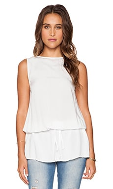 LAVI by SAM&LAVI Aubrey Top in White
