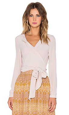 SAM&LAVI Emmy Top in Ivory