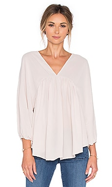 Anya Top in Blush