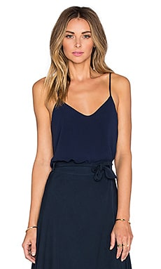 Alexa Top in Navy