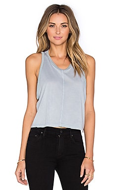 Megan Tank in Slate Blue