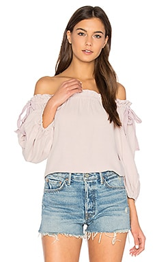 Laralie Top in Petal Boston