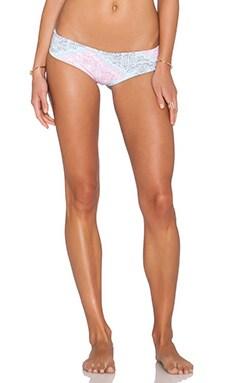 SAN LORENZO Sport Bikini Bottom in Porcelain Bijou