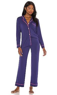 Pajama Set Stripe & Stare $84