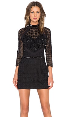 Sass & Bide The Folding Star Dress in Black