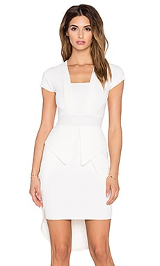 Sass & Bide My Truces Dress in Ivory