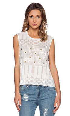 Sass & Bide The Pixie Cute Top in Ivory