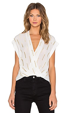 Sass & Bide Flashback Top in White