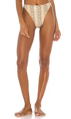 High Rise Bikini Bottom SAME $53