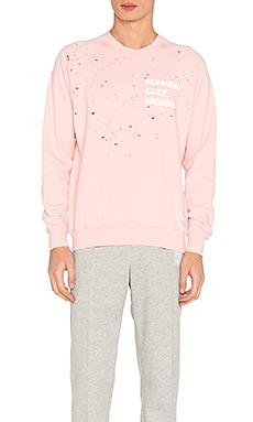 Cult Moth Eaten Sweatshirt