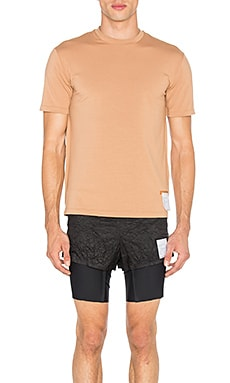Packable Short Tee
