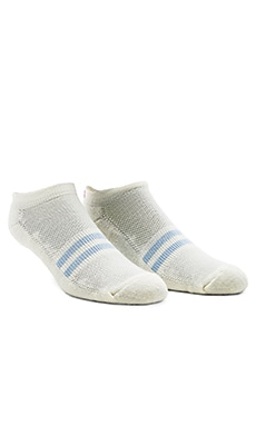 Patchwork low socks - Satisfy