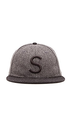 SATURDAYS NYC Rich Cap in Ash Heather