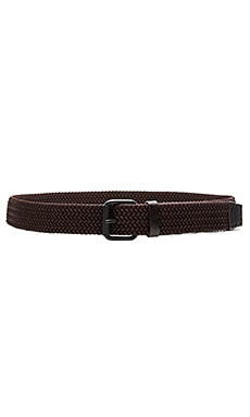 SATURDAYS NYC Shane Belt in Oxblood