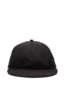 SATURDAYS NYC Canyon Nylon Hat in Black