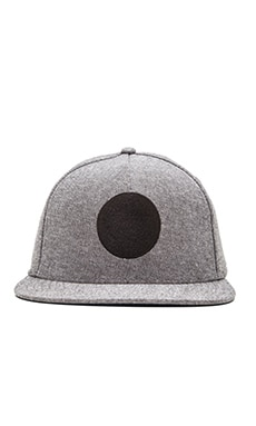 SATURDAYS NYC Stanley Chambray Hat in Black Chambray
